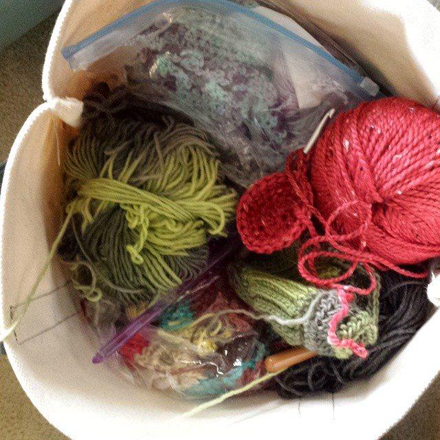 gigididthis crochet WIPs