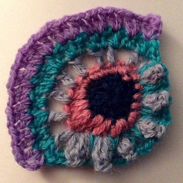 gingerbreadbunny crochet freeform