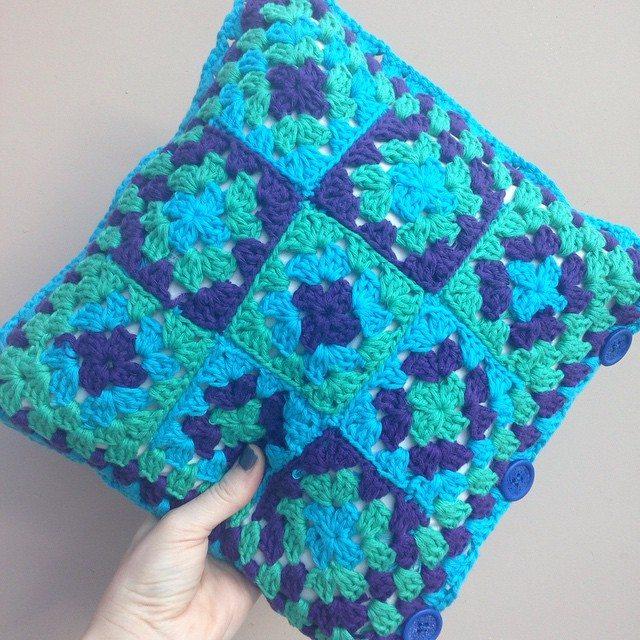 gooseberryfool crochet granny square