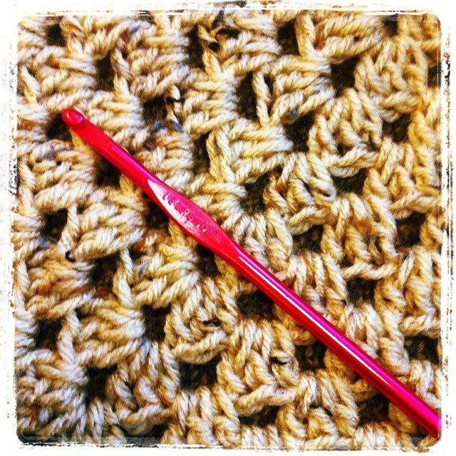 granny suare crochet 2