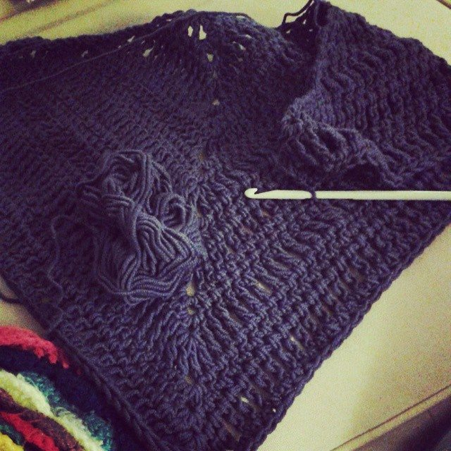 hanrosieg crochet shawl