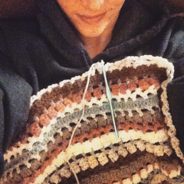 hayleyarious crochet blanket