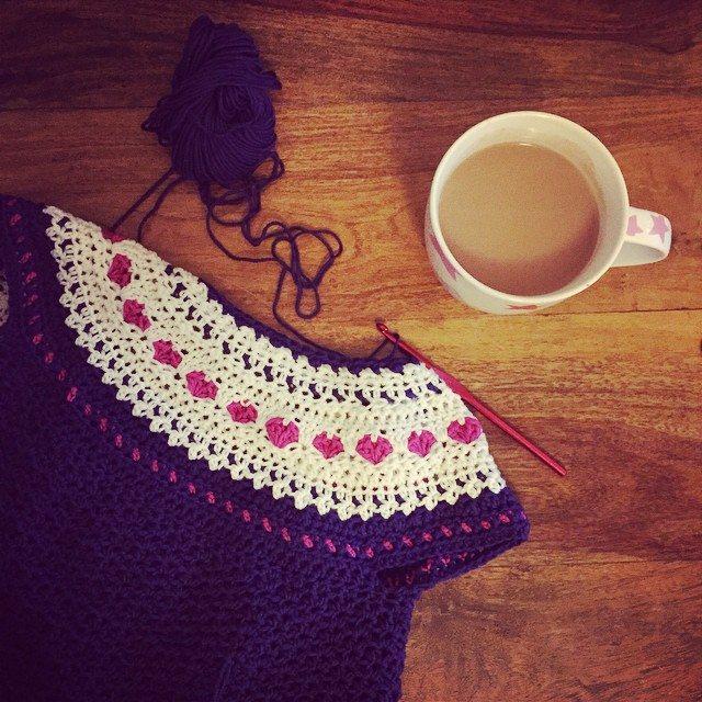 holly_pips crochet cadigan