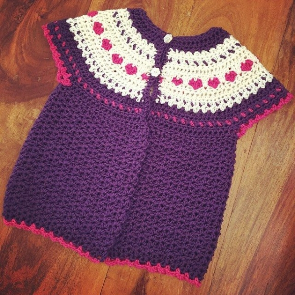 holly_pips crochet cardi