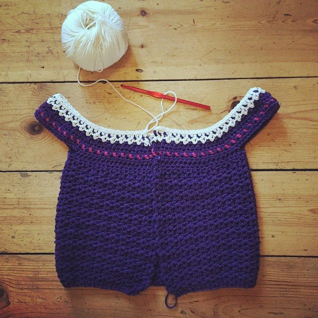 holly_pips crochet cardigan