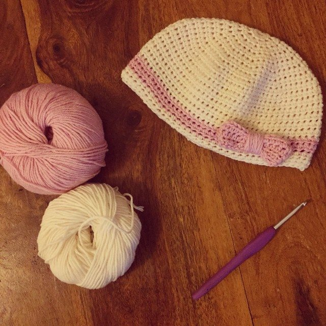 holly_pips crochet hat