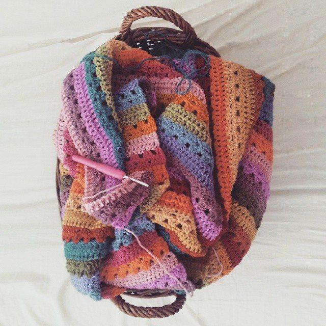jenjendb crochet blanket