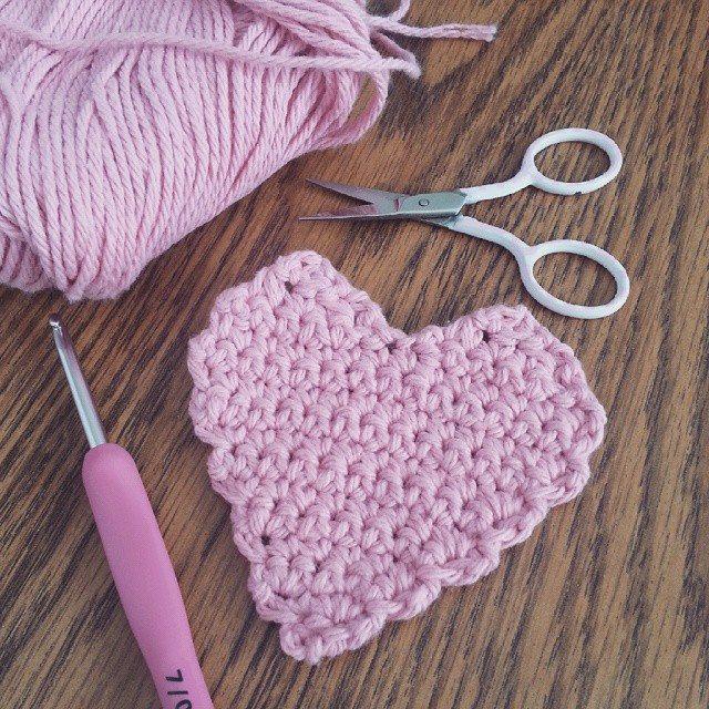 jenjendb crochet heart