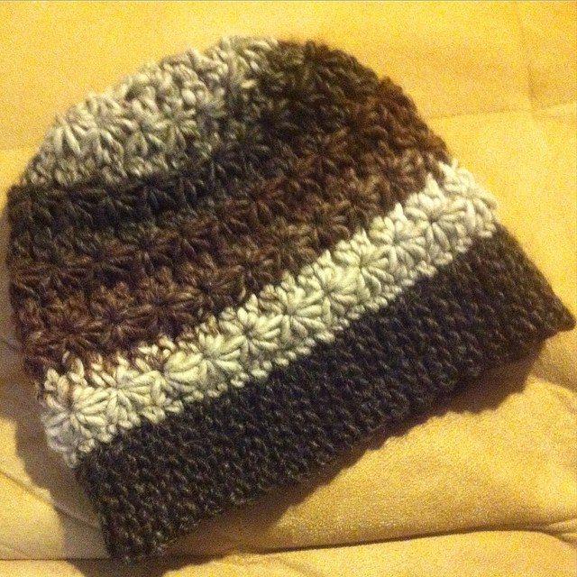 kmdcrochet crochet hat
