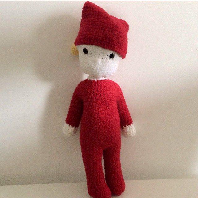 littlecosythings crochet doll