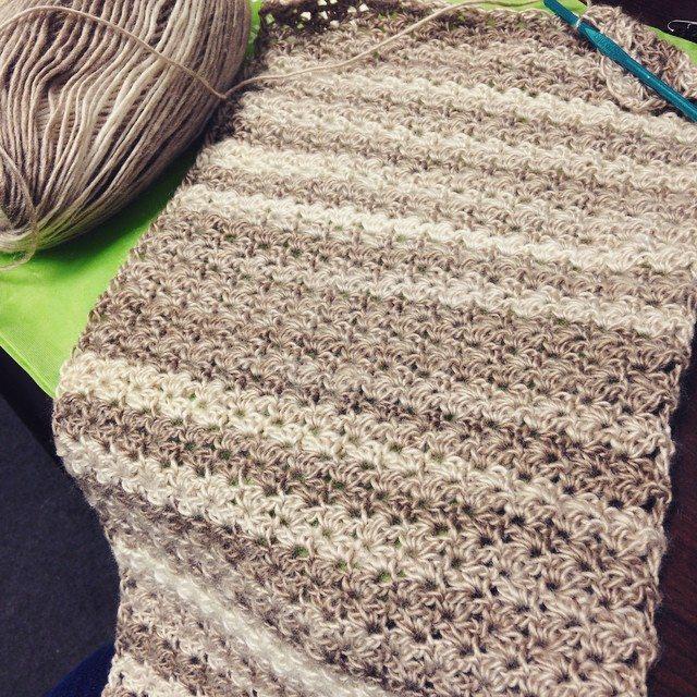 mackennacherisse crochet scarf