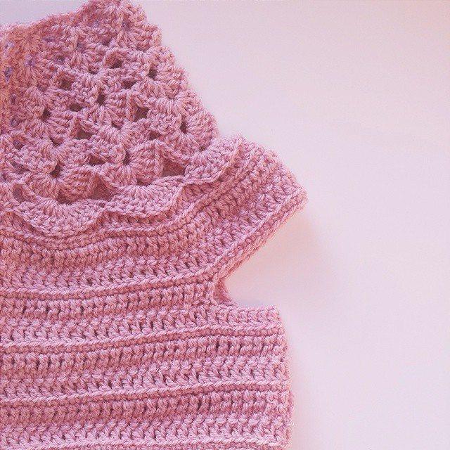 missmotherhook pink crochet