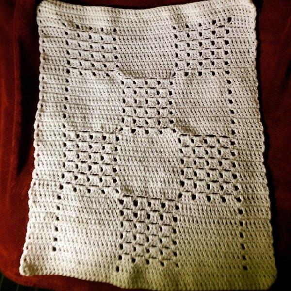 mlissabethgr crochet blanket