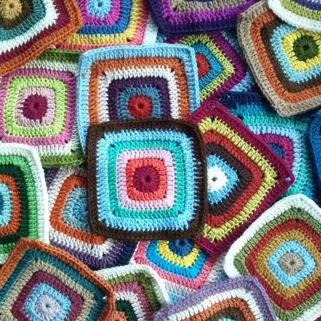 mrsdaftspaniel crochet squares
