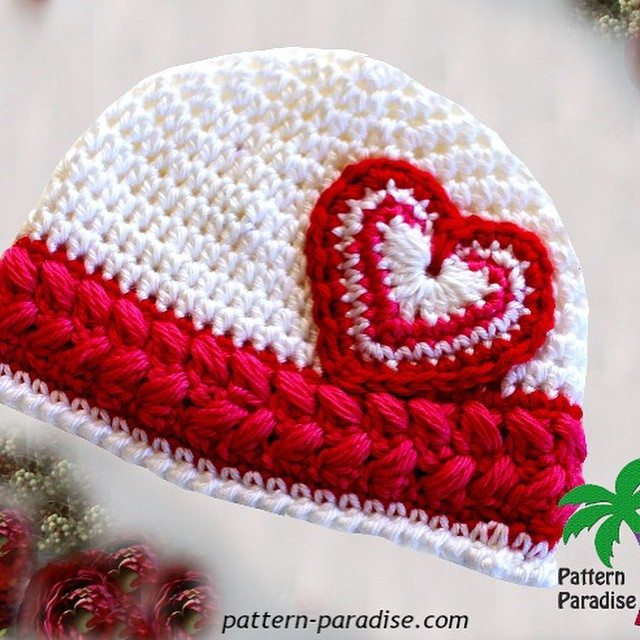 patternparadise crochet hat pattern for sale