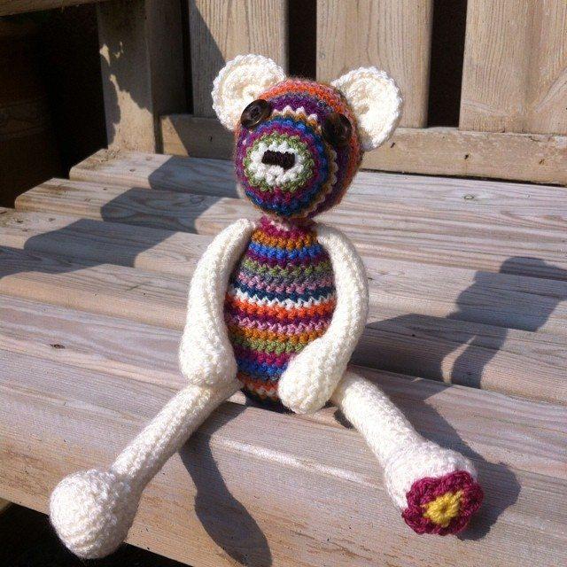 rachelribbons crochet animal