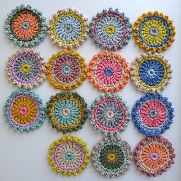 rawrustic crochet motifs