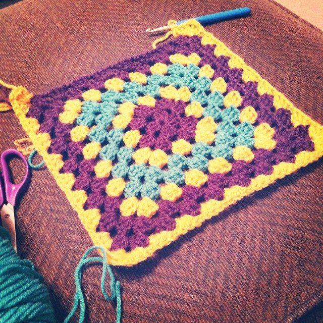 sapphire314 crochet granny squares