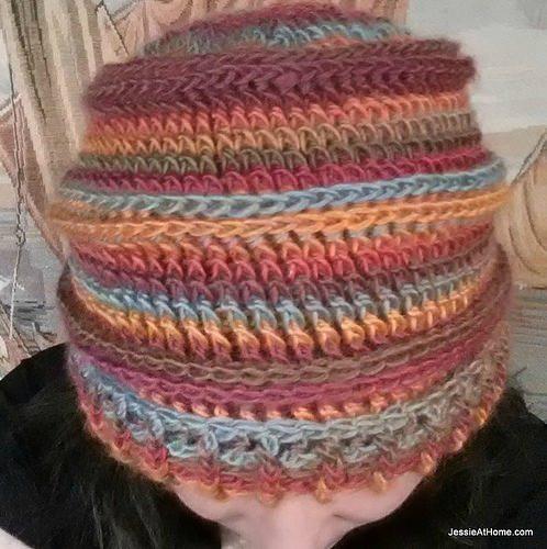 slouch hat free crochet pattern