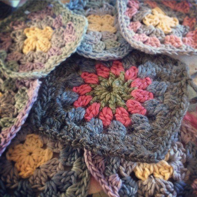 stelcrochet crochet squares