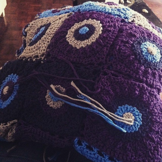 stephaniedavies crochet ends