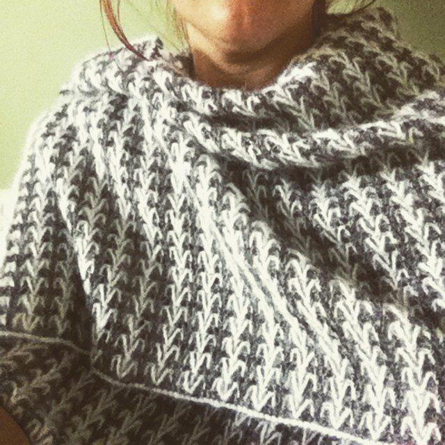 stephaniedavies crochet wrap
