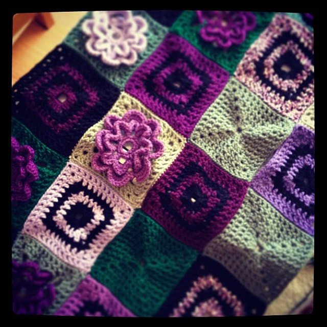 stitchyimpressions crochet blanket