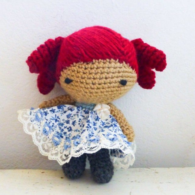 stitchyimpressions crochet doll