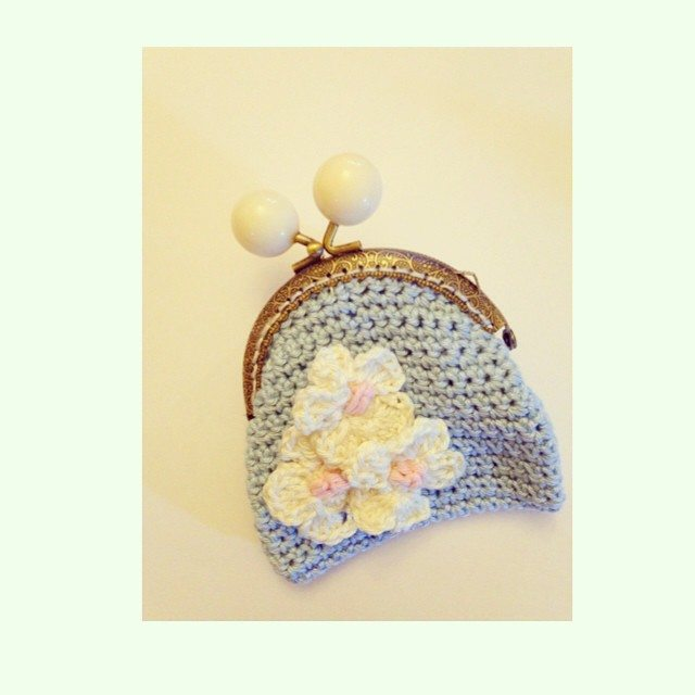 sweet_sharna crochet coin purse