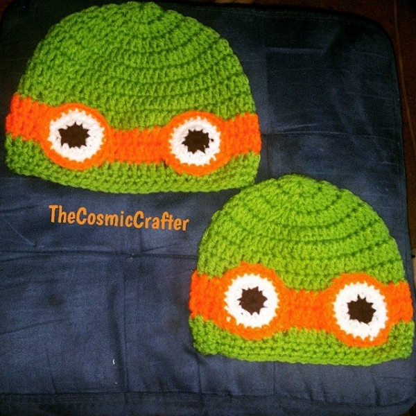 thecosmiccrafter_ crochet hat