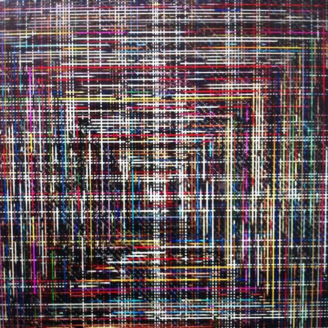 weevme crochet art