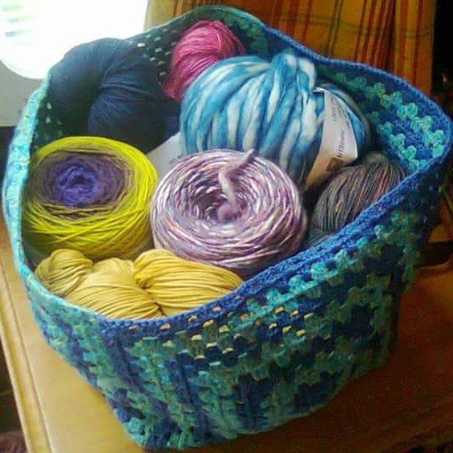 62s0s0 crochet basket