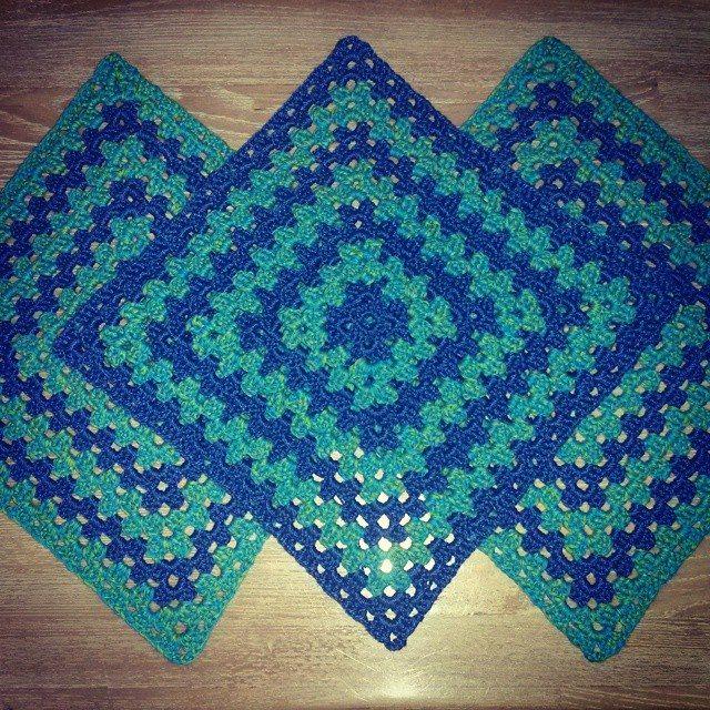 62soso crochet granny square