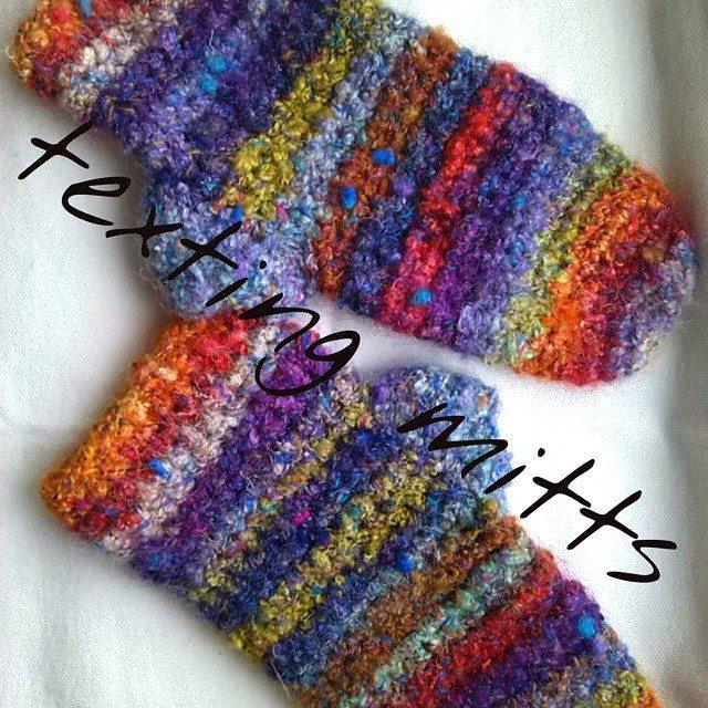 bethshananne crochet mitts