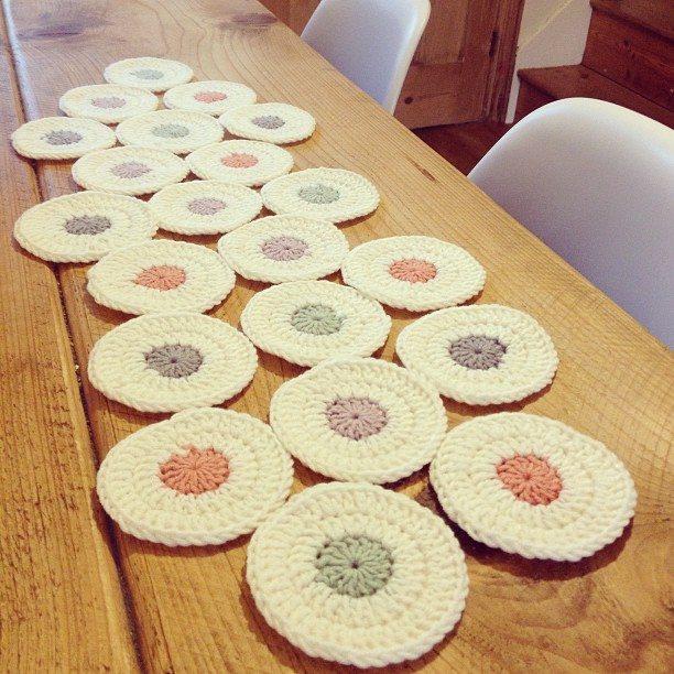 bluebirdsunshine crochet circles