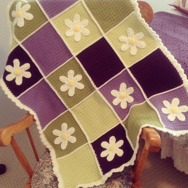 carefulcatherine crochet blanket