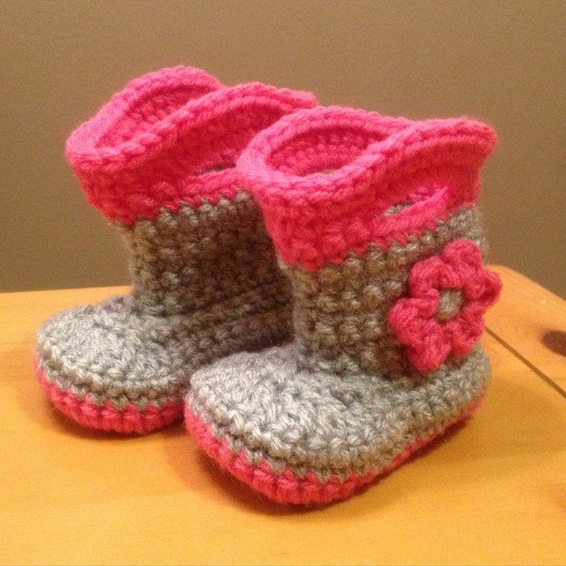 carefulcatherine crochet boots