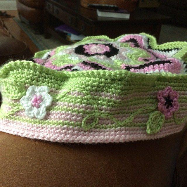 caswelljones spring crochet