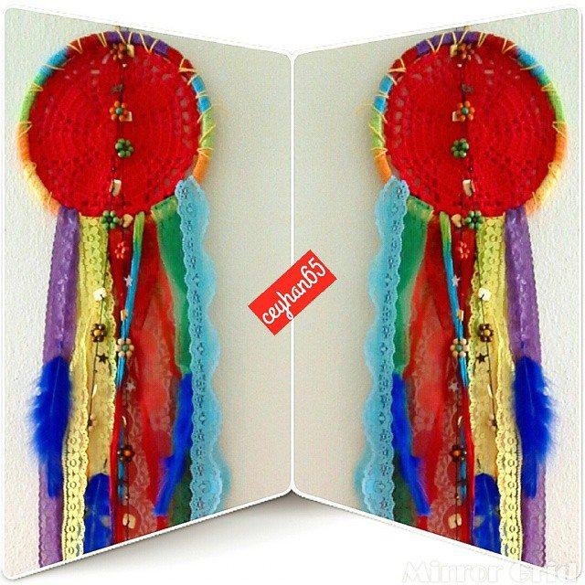 ceyhan65 crochet dreamcatcher