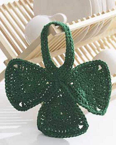 clover dishcloth