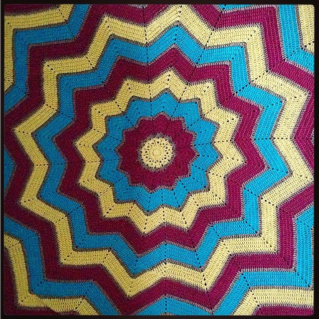 cozamundo crochet star