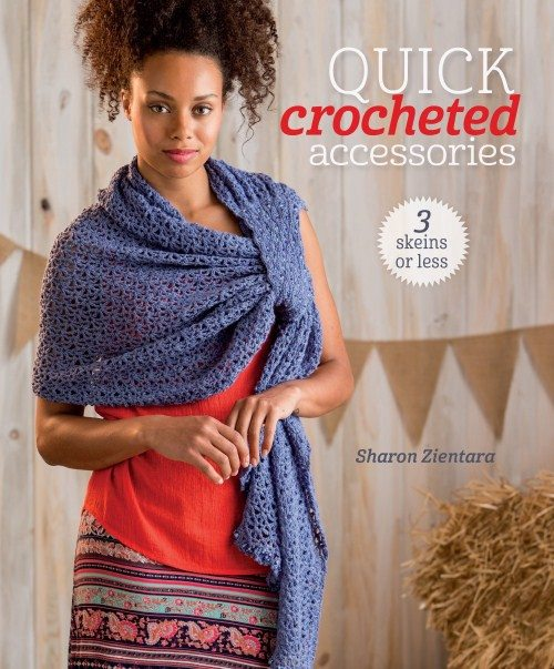 crochet accessories book