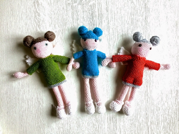 Free Amigurumi Angel : 20 crochet patterns inspired by angels u2013 crochet patterns how to