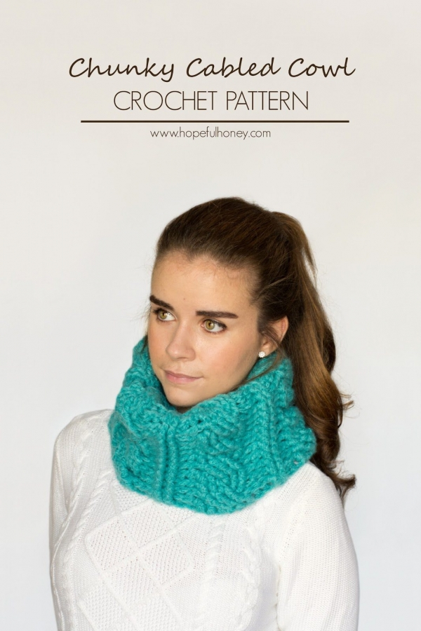 35 Popular Crochet Patterns For Scarves And Cowls Crochet Patterns
