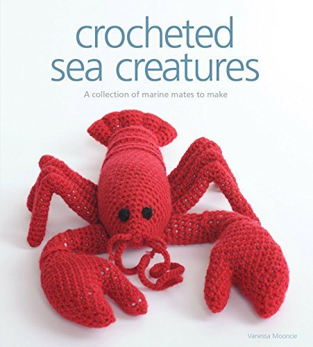 crochet creatures book