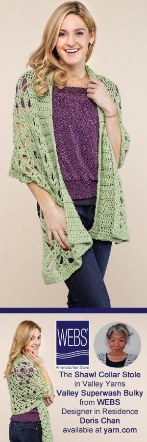 crochet designer doris chan