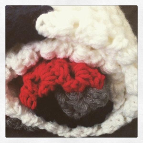 crochet granny blanket 2