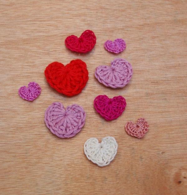 hart gratis patroon haak