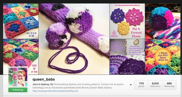 crochet instagram