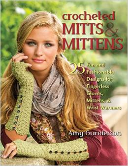 crochet mitts book